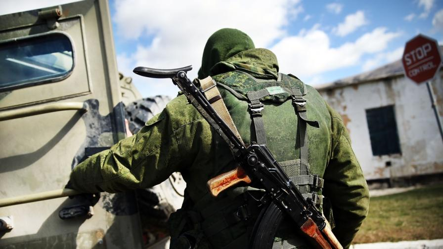 """Русия е нанесла """"ужасяващ удар"""" на украинските ВМС"""