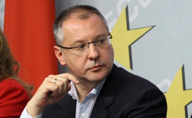 Станишев: България няма да бъде от
