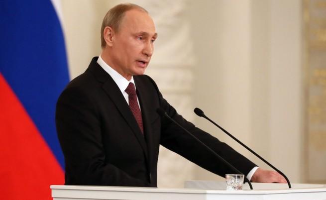 Пропагандните лъжи на Путин