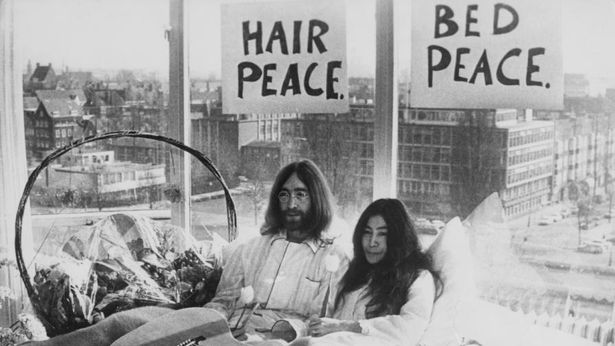 Ако Джон Ленън и Йоко Оно празнуваха годишнина