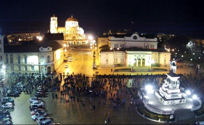 Хиляди защитиха Кара дере в София