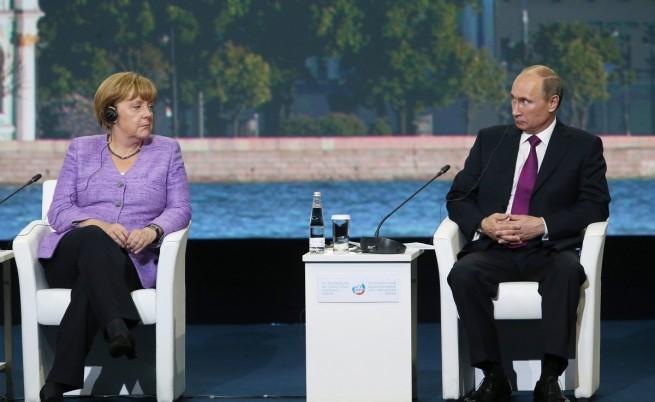 И Путин заяви, че Украйна е на ръба на гражданска война