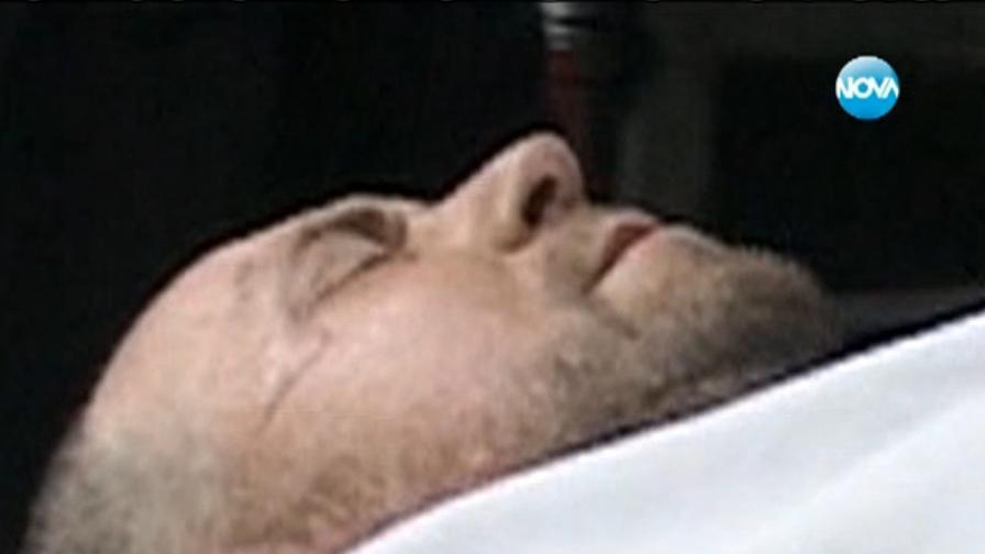 България видя лицето на стрелеца от Лясковец