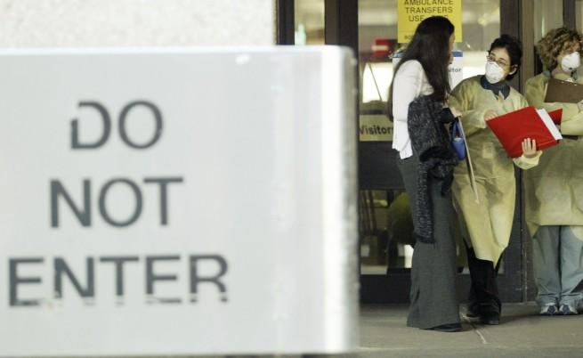 Съмнения за пациент с ебола в Канада