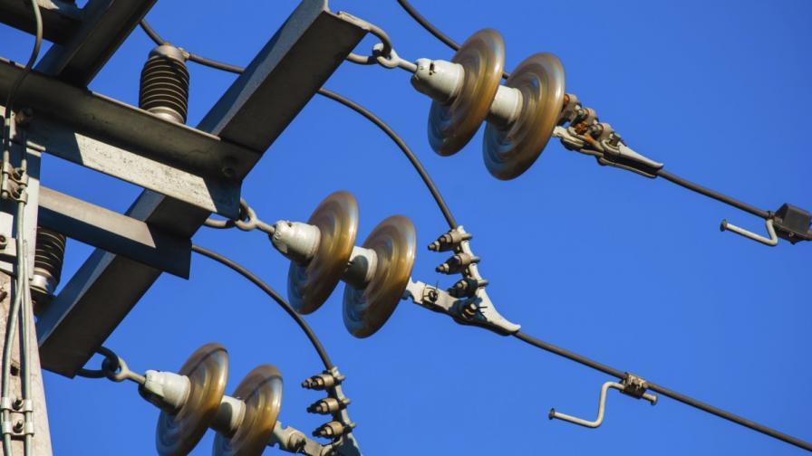 Цената на тока намалява средно с 0,11% от 1 август