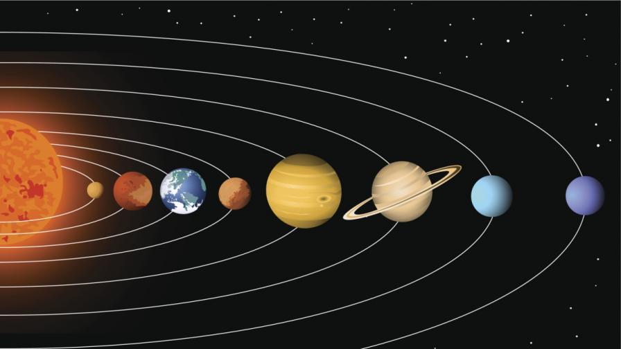 Как се формират планетите? Въпрос с повишена трудност