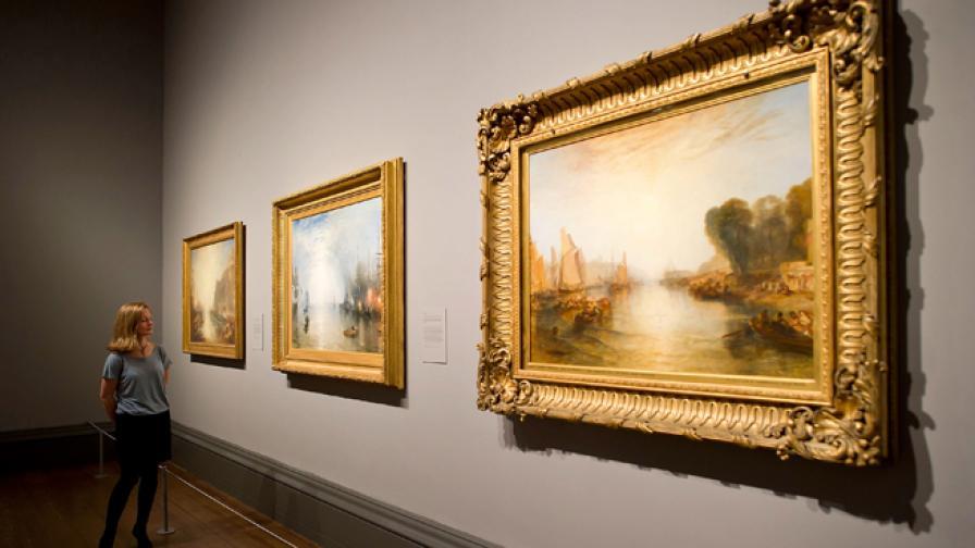 Картини на известни майстори разкриват състоянието на въздуха преди векове