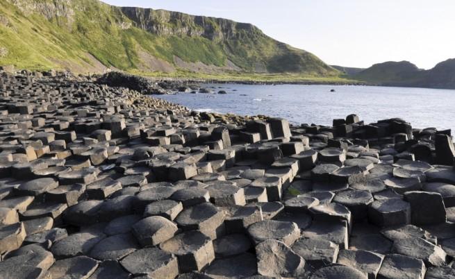 Пътят на великаните в Северна Ирландия