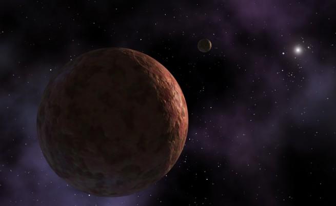 Откриха малка планета в периферията на Слънчевата система