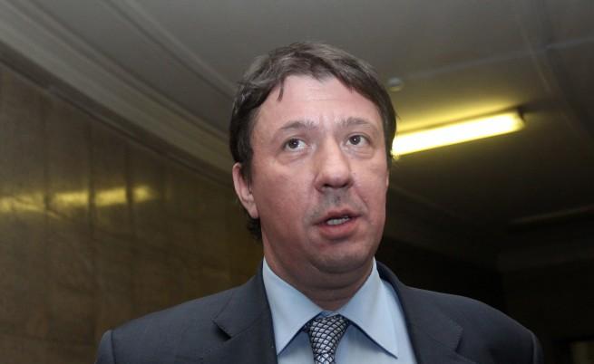 Акт за превишена скорост на червен депутат