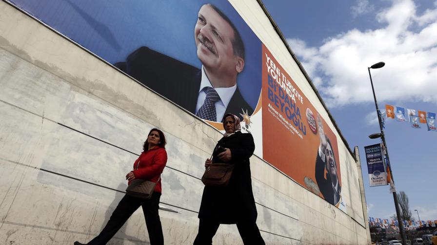 В Турция гласуват на местни избори