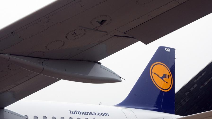 """Самолет на """"Луфтханза"""" почти се сблъска с дрон в Полша"""