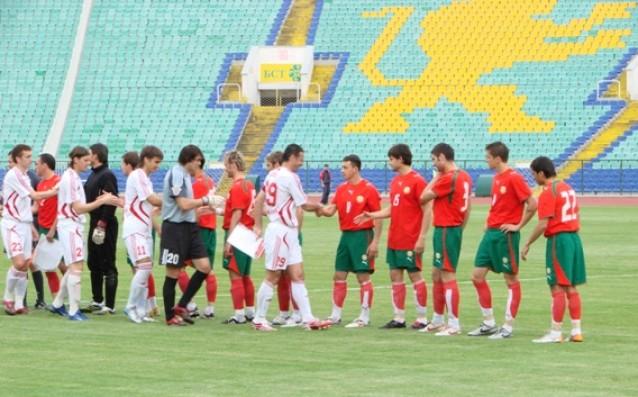България - Амкар Перм 2:0