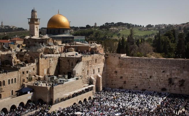Пасха в Йерусалим