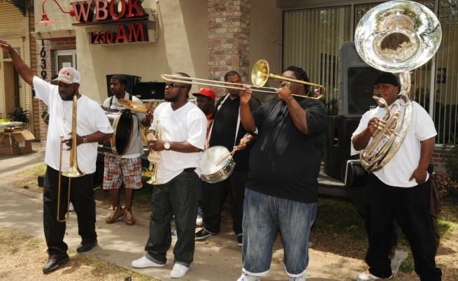 Джаз фестивалът в Ню Орлиънс