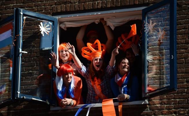 Денят на Краля в Холандия