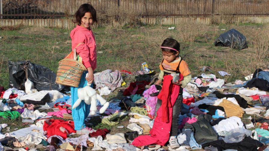 АФП: Ромите в Бългрия на училище – Херкулесова задача