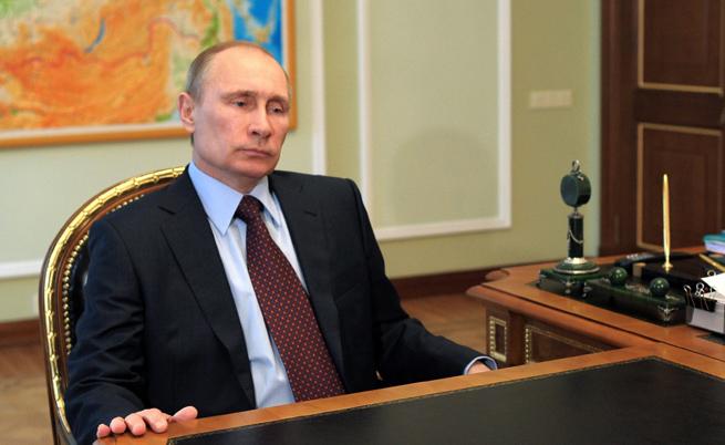 Светът на Путин