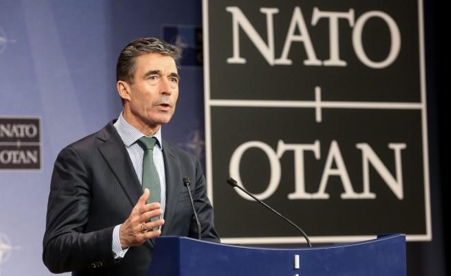 Шефът на НАТО на изненадваща визита у нас