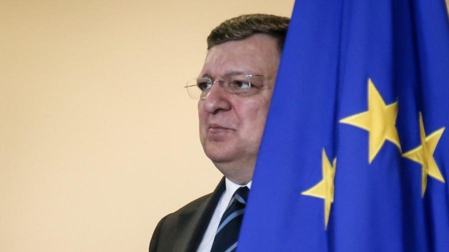 Жозе Барозу: Ако не бяха в ЕС, България и Румъния можеше да са подложени на натиск от Москва