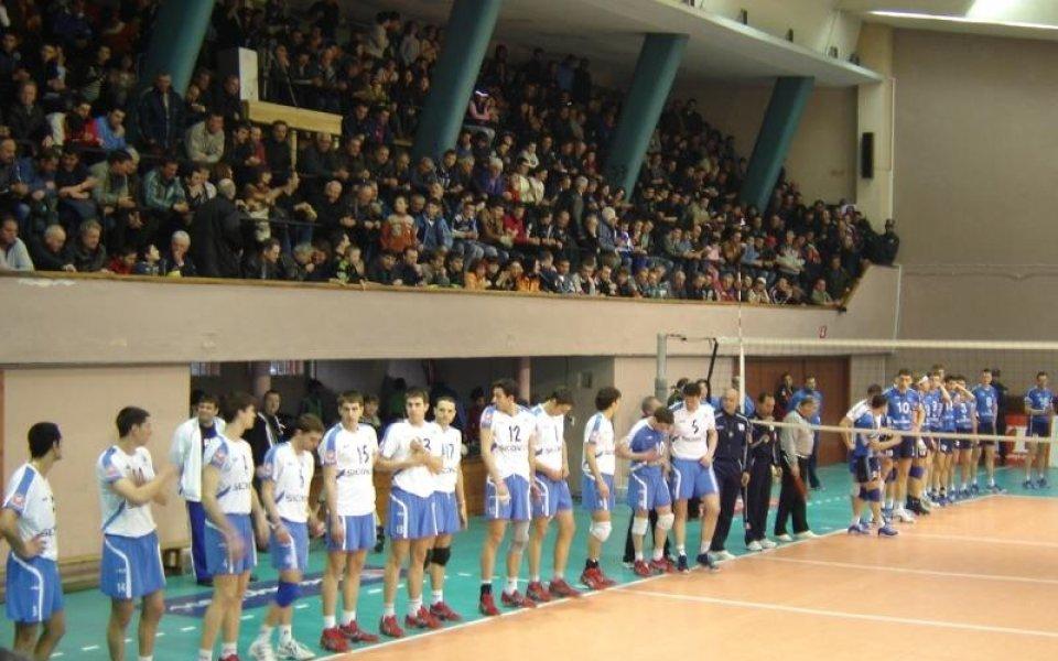 Пирин победи Левски Сиконко с класическото 3:0 гейма