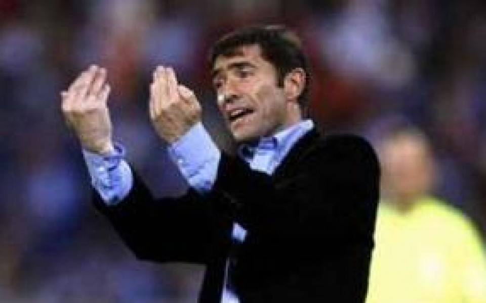 Валенсия започна преговори за нов треньор