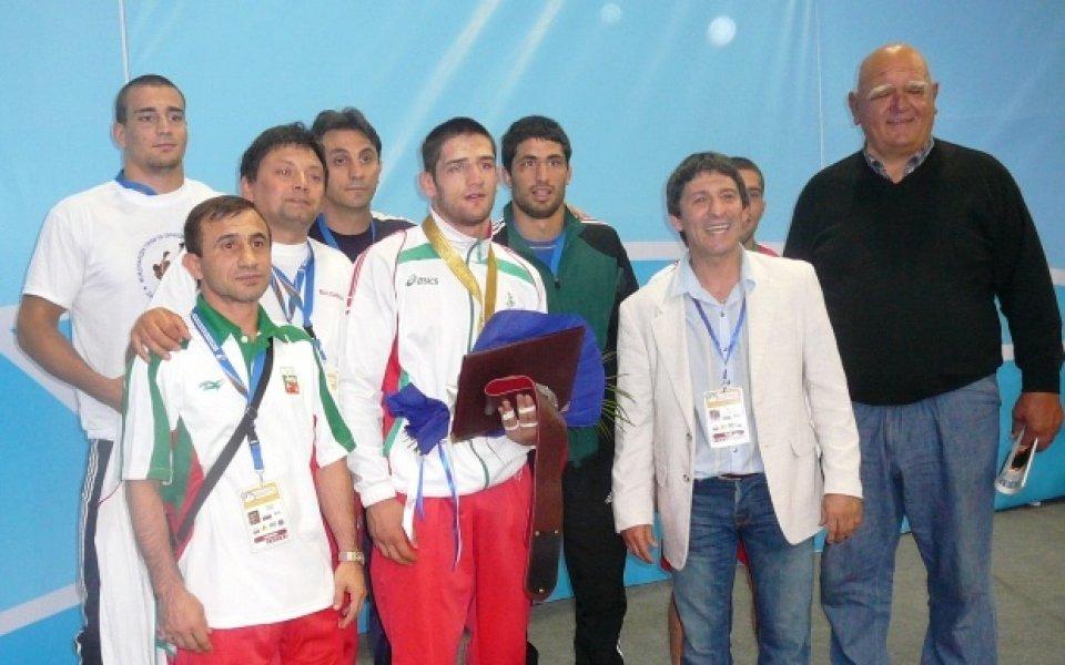 Явор Янакиев с приз за пробив в световния спорт