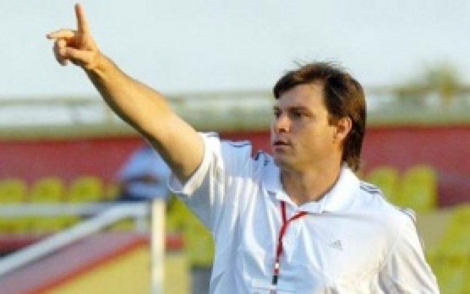 Треньорът на Бешикташ се извини за рекордното поражение