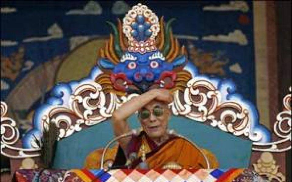 МОК не допусна Тибет до Олимпиадата в Пекин