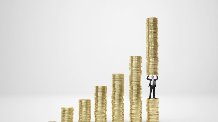 888,6 млн. лв. бюджетен дефицит в края на месец май