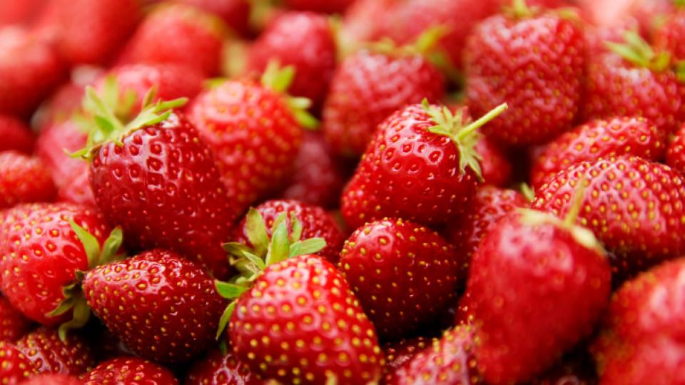 С аромат на ягоди