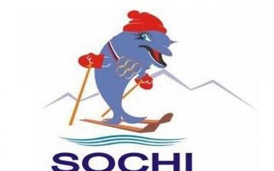 Делфин на ски ще бъде талисман на Сочи 2014