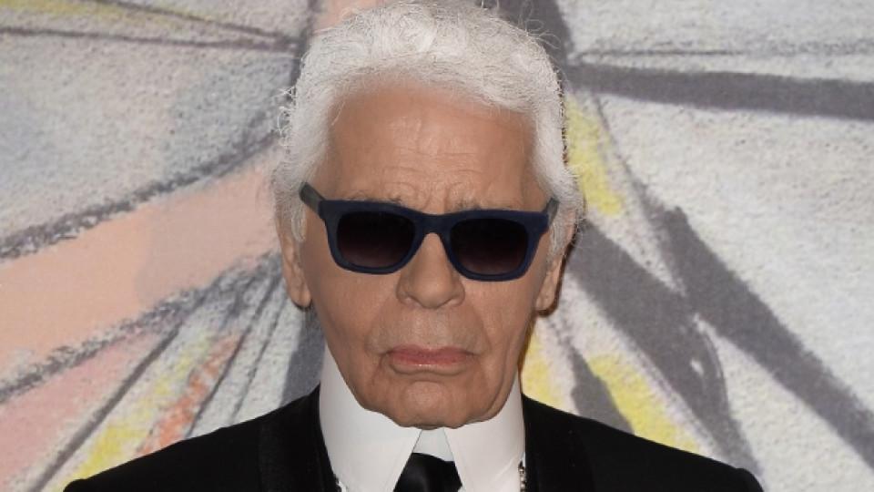 """Легендата в модата Карл Лагерфелд на 85 - """"Аз съм карикатура на самия себе си, изрод в риза"""""""