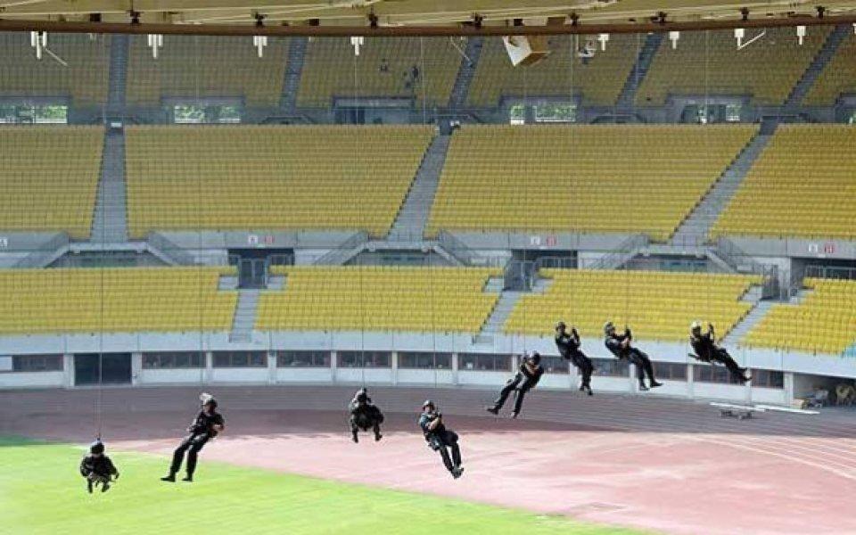 Над 2500 чуждестранни полицаи ще се грижат за реда на Евро 2008