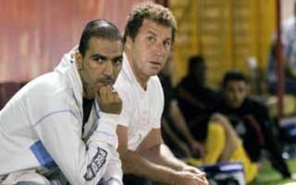 Назначиха нов треньор на Макриев, специалистът се дърпа