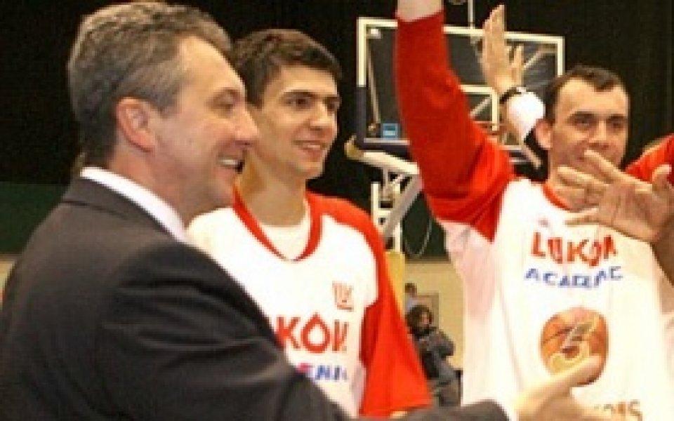 Докузовски отхвърли вариант да поеме Черно море