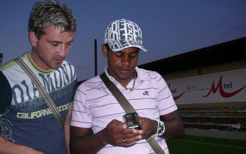 Жоазиньо: Новият стил на игра на Левски ми напомня за Бразилия