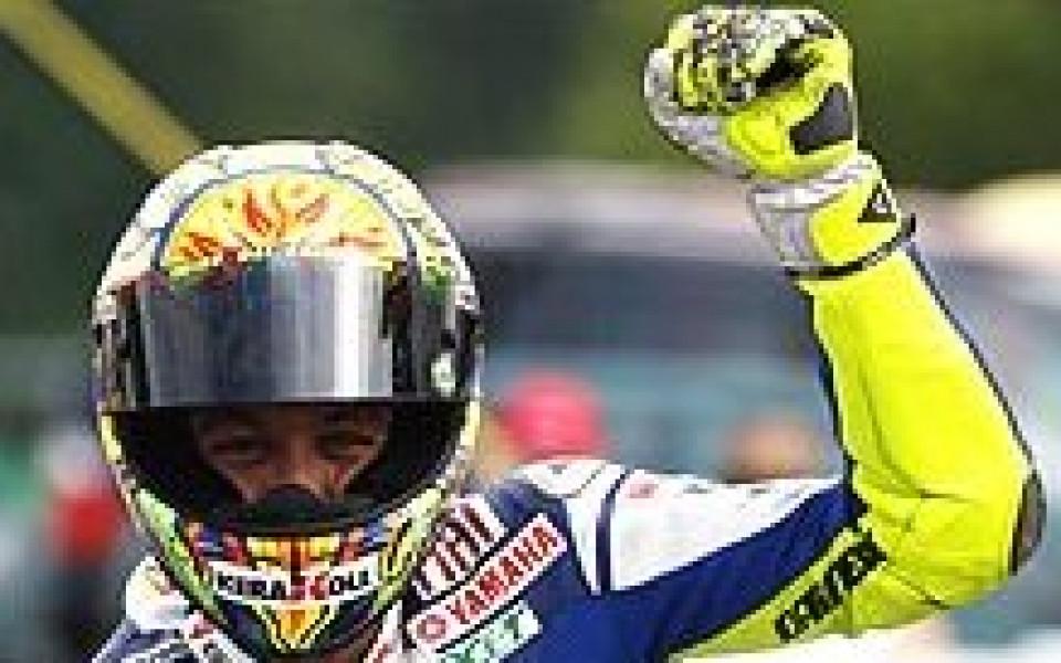 Триумф за Валентино Роси в Сан Марино