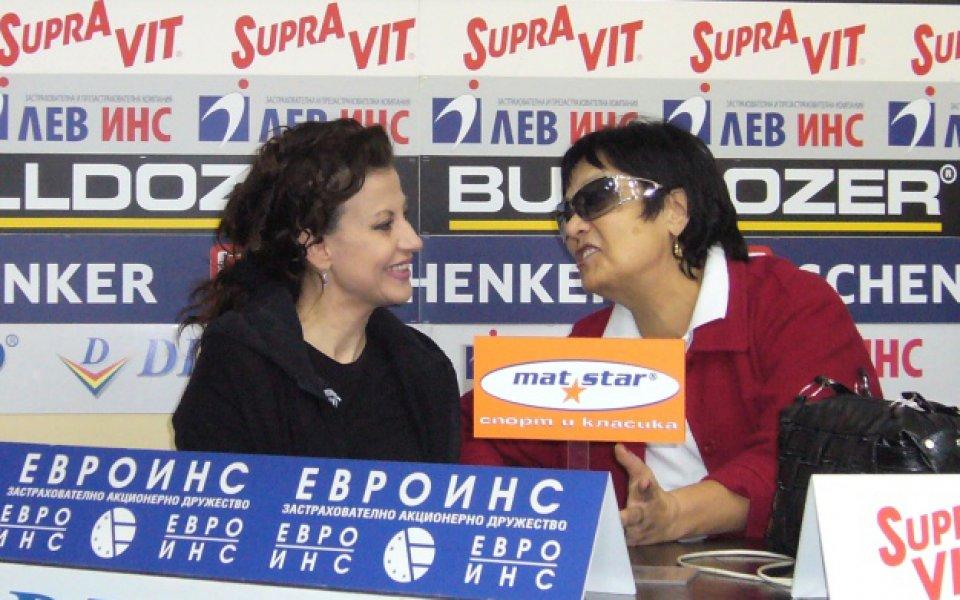 Илиана Раева: Търсим добре облечени бизнесмени
