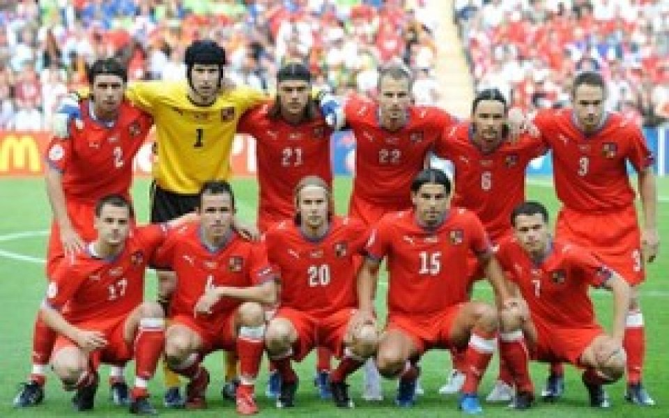 Чехия без проблеми срещу Сан Марино в единствената квалификация