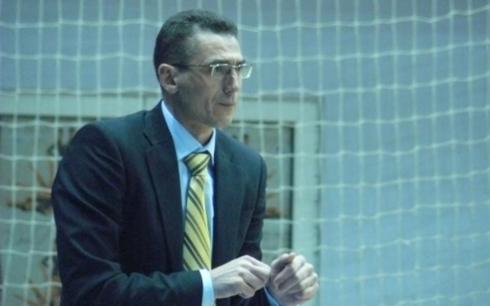 Даниел Димитров: Надявам се на 3 победи за 6 дни