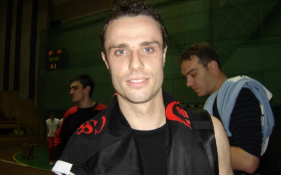 Салпаров: Мечтите угасват последни, в ЦСКА съм и през 2009-та