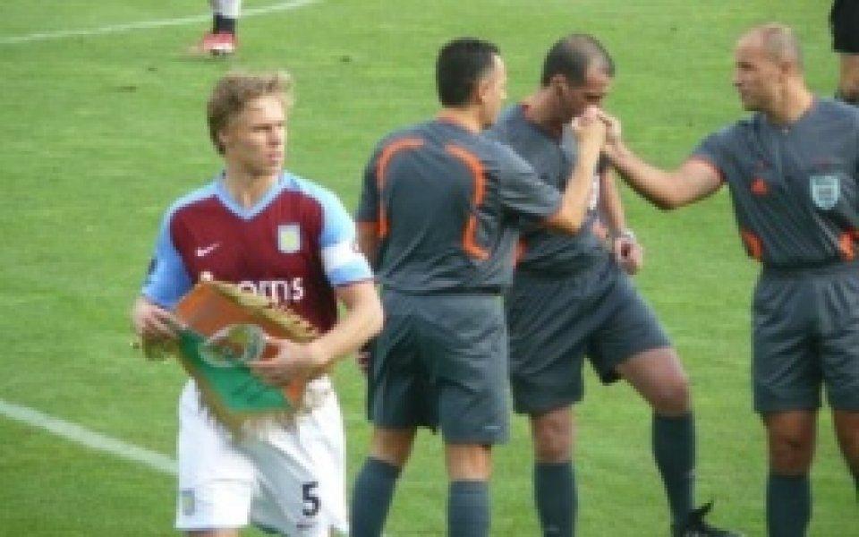 Вила без капитана срещу Арсенал, Стилиян сред фаворитите за лентата