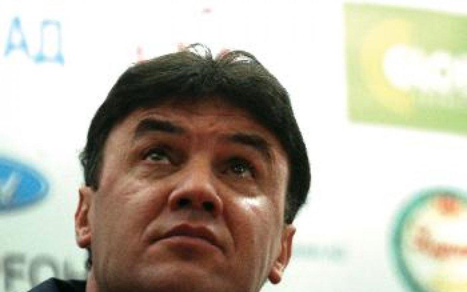 Боби Михайлов: Не е коректно да обявя сега новия селекционер