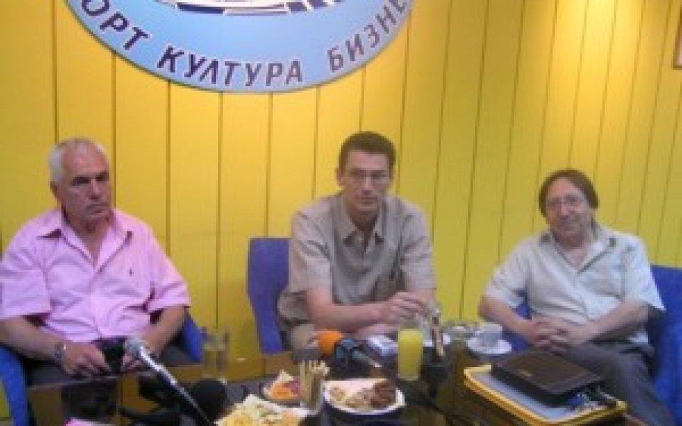 Даниел Димитров води Черно море, Баднярович гледа мача от трибуните