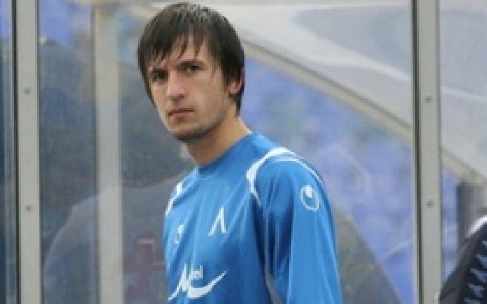 Тасевски: Във форма съм, но не заради новия договор