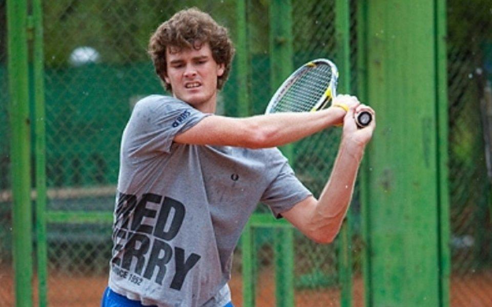 Грозданов ще играе утре, Мъри тренира днес на ТК Левски