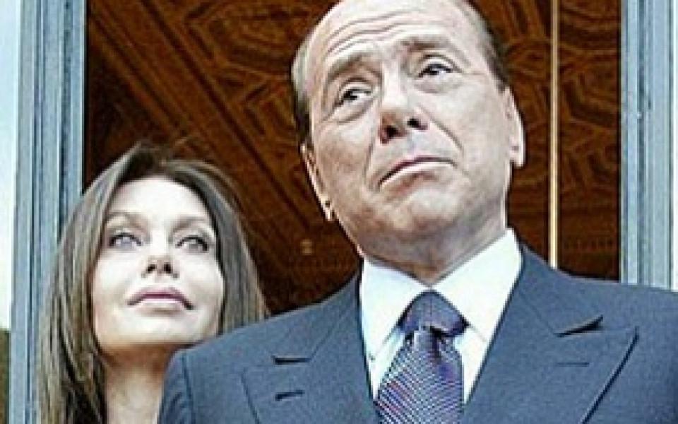 Съпругата на Берлускони реши: Сбогом, Силвио!