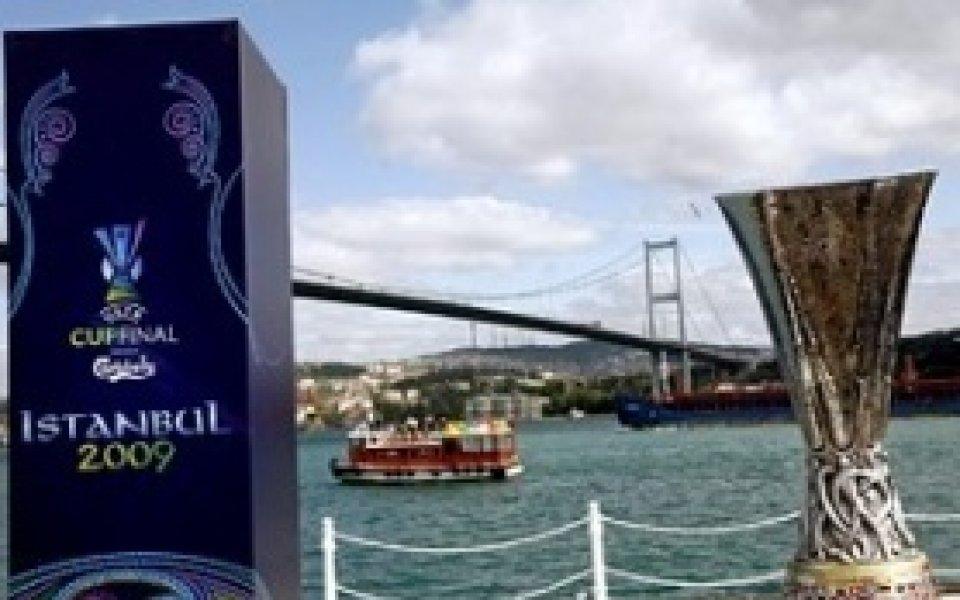 2,5 млн. евро прибира носителят на Купата на УЕФА