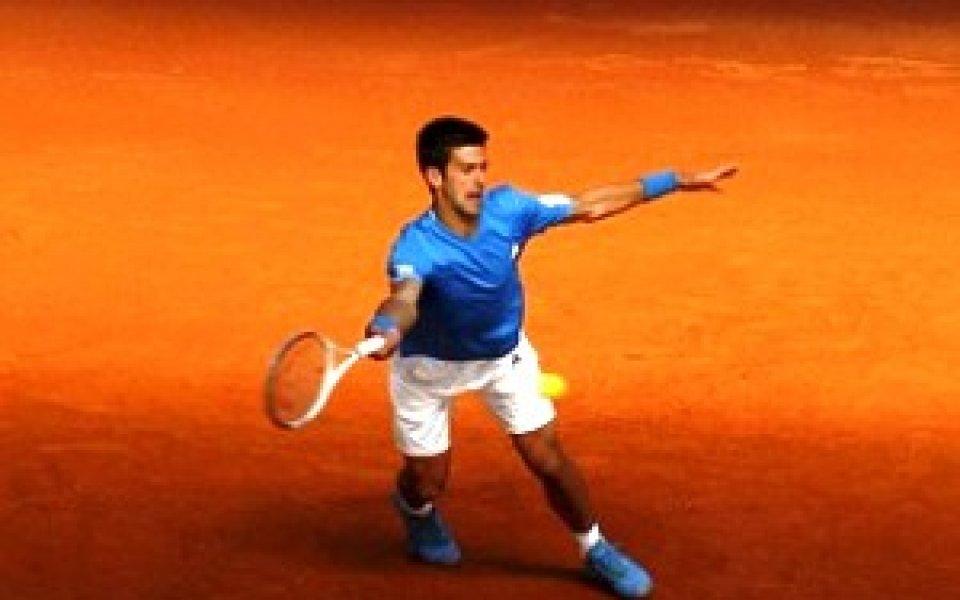 Джокович би Любичич в Мадрид, Федерер отстрани Родик